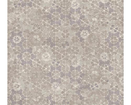 Vliestapete 37391-2 New Walls Mosaik beige grau