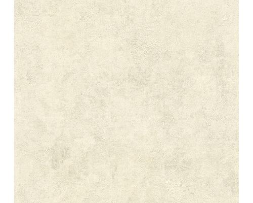 Vliestapete 37425-2 New Walls Uni Vintage creme