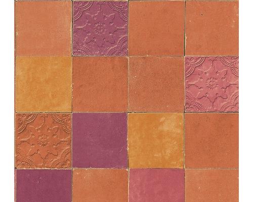 Vliestapete 37406-5 New Walls Rechteck Fliese