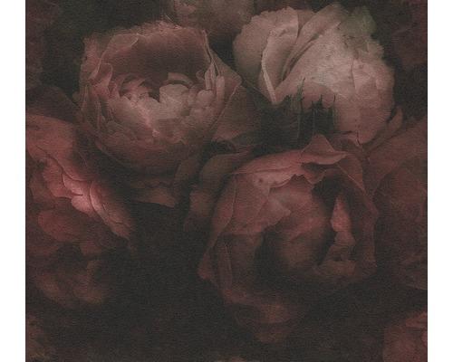 Vliestapete 37392-4 New Walls Rose rot