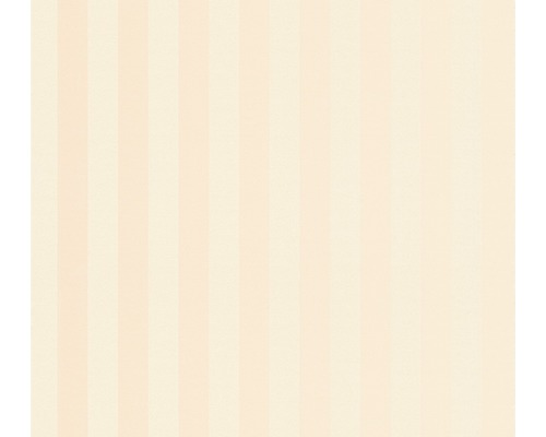 Vliestapete 37227-1 Romantico Streifen-Uni hell