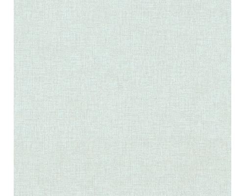 Vliestapete 37430-2 New Walls Uni textil hellgrün