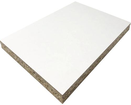 Spanplatte Weiss Miniperl 2500x1250x10 Mm Bei Hornbach Kaufen