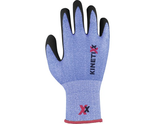 KinetiXx Arbeitshandschuhe X-Blue Cut Gr. XL