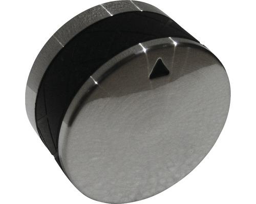 Bedienknopf TG-3/4 silber