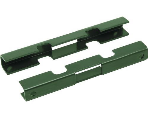 Mattenverbinder inkl. Schrauben M8 X 32, grün