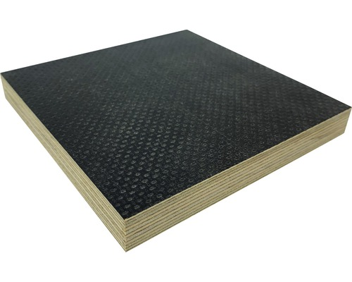Fixmaß Siebdrucksperrholz Birke Sieb/Film 1200x600x6,5 mm