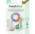 Pastellblock DIN A4 Tonpapier und Fotokarton