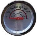 Thermometer TG-2/3/4 silber