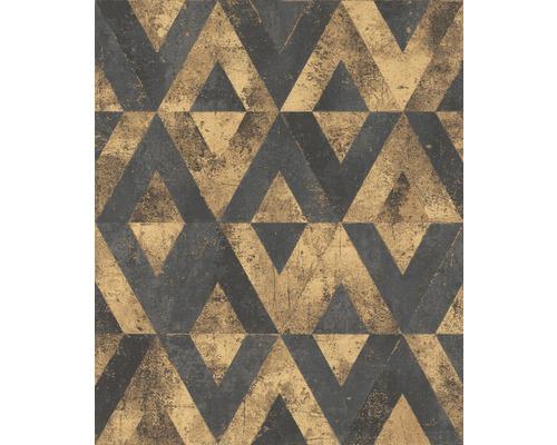 Vliestapete 535556 Yucatán Steinoptik Braun