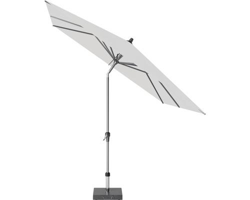 Sonnenschirm Avio 250 x 250 cm Polyester grau