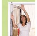 Fliegengitter mit Sonnenschutz für Fenster home protect 130x150 cm