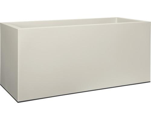 Pflanzkübel Elho Vivo mit Rollen L 90 cm warmes grau