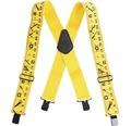 Hosenträger Gelb 100 cm