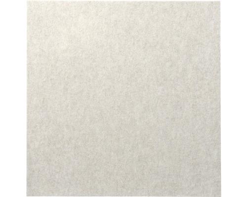 Akustikpaneel Whisperwool naturweiß aus Schafwolle 900 x 900 x 12 mm