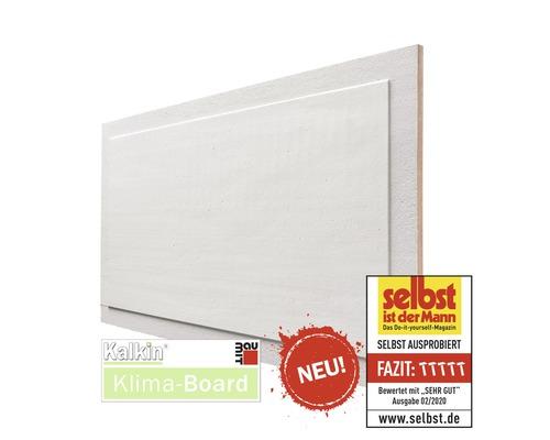BAUMIT Kalkin KLIMA Board kalkbeschichtete Holzfaserplatte 1150 x 625 x 25 mm Pal = 40 St