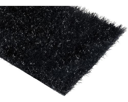 Kunstrasen Happy schwarz 200 cm breit (Meterware)
