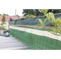 Balkonbespannung PE 90 x 300 cm grün/beige