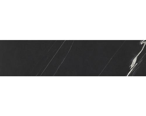 Feinsteinzeug Wand- und Bodenfliese Dialex Marmor 7,5 x 30 cm rektifiziert