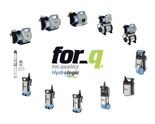 Hauswasserwerk For Q Fq Hw 3 200 Mit Eco Motor Und Integriertes Ruckschlagventil Bei Hornbach Kaufen