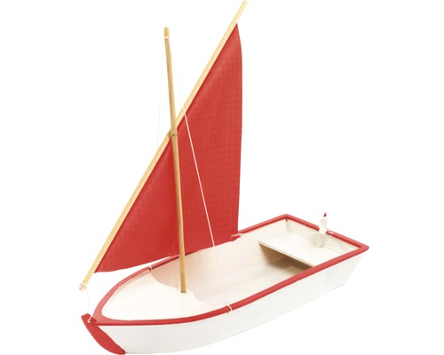 Modellbausatz Segelboot Jolly