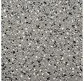 PVC Togo Granitoptik dunkelgrau 300 cm breit (Meterware)
