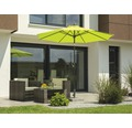 Sonnenschirm Schneider 270x270x260 cm Harlem Polyester 180 g/m² grün