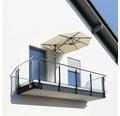 Sonnenschirm Schneider Salerno Mezzo 150 x 150 cm natur