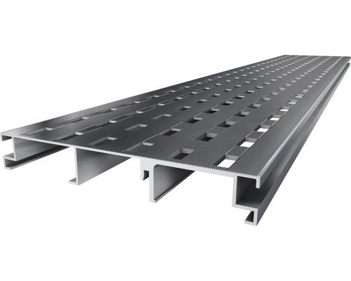 Drainage- und Belüftungsprofil 26x150x1900 mm