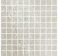 Keramikmosaik Chianti Arbia weißbeige 35 x 35 cm