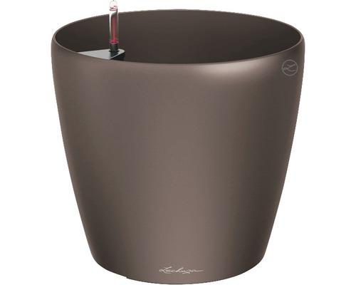 Blumentopf Lechuza Classico Ø 70 x H 65 cm espresso ohne Erdbewässerungsset
