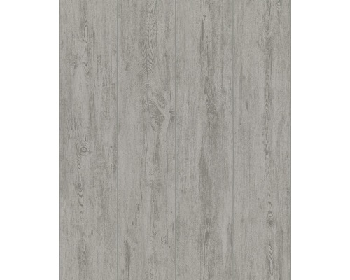 Vliestapete 31766 Brique Holz grau