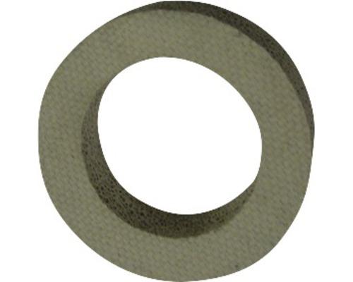 Moosgummi-Dichtung HEISSNER EPDM 8 mm Stärke 3 Stück schwarz