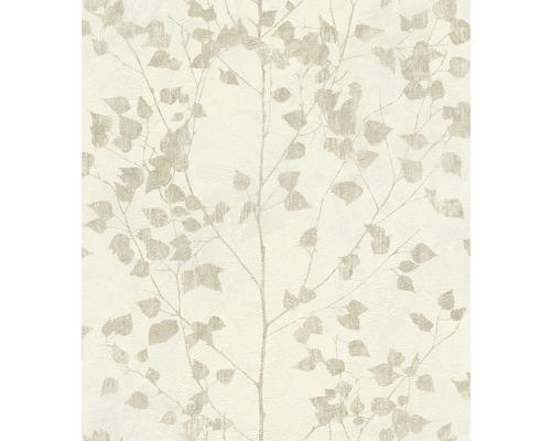 Vliestapete 416619 Finca Botanical Weiß