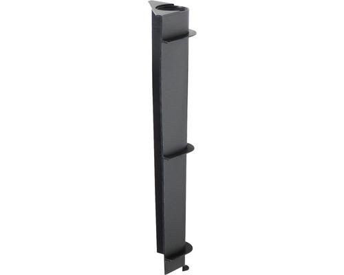 Füllschacht für Cubico Ø 40 cm Kunststoff schwarz