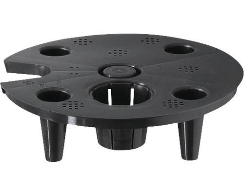 Trennboden für Classico Ø 35 cm Kunststoff schwarz
