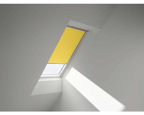 VELUX Verdunkelungsrollo gelb uni manuell DKL S06 4570SWL