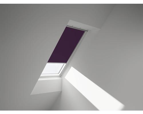 VELUX Verdunkelungsrollo uni violett manuell DKL F06 4561SWL