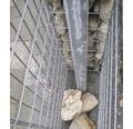 Pfosten, feuerverzinkt für Gabione zum Einbetonieren, 1500mm