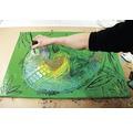 Marabu Künstler- Acrylfarbe Artist Acryl 974 lampenschwarz 75 ml