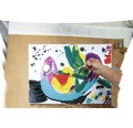 Marabu Künstler- Acrylfarbe Artist Acryl 919 primärgelb 22 ml
