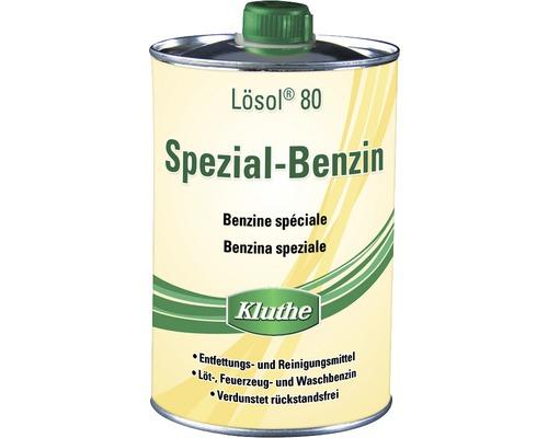 Spezialbenzin Lösol Kluthe 500 ml