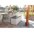 Gartenbox LIFETIME XXL 495 l 150x61x68 cm grau
