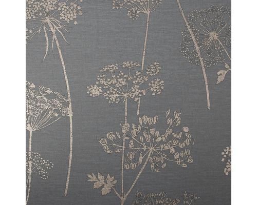 Vliestapete 108608 Prestige Wilde Blume grau