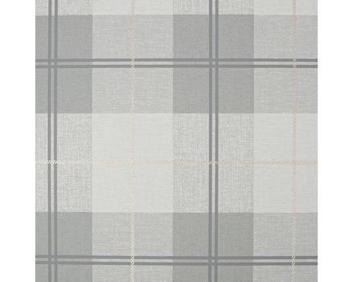 Vliestapete 108603 Prestige Heritage Tweed grau