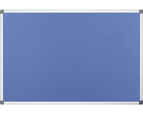 Filztafel blau 180x120 cm