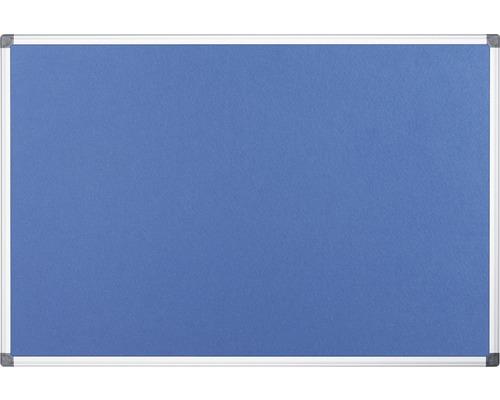 Filztafel blau 200x120 cm