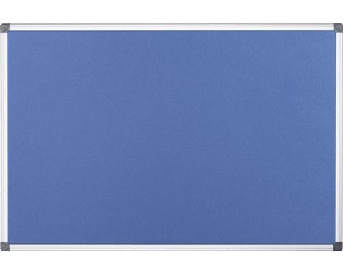 Filztafel blau 150x120 cm