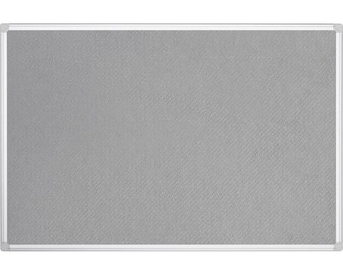 Filztafel grau 120x120 cm