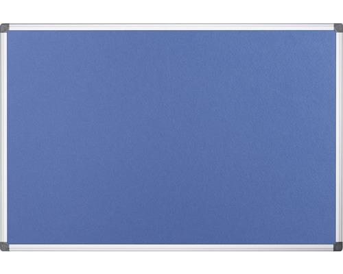 Filztafel blau 120x120 cm